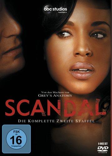Scandal - Die komplette zweite Staffel [6 DVDs]