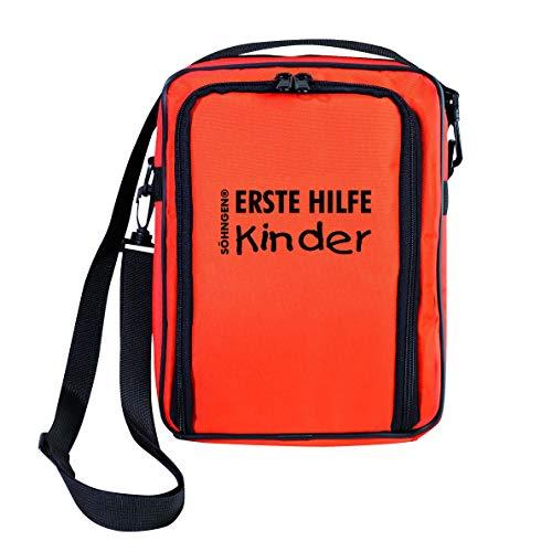 Söhngen 0450001 Erste-Hilfe-Tasche Scout Schulausflug 225 x 70 x 310 Orange