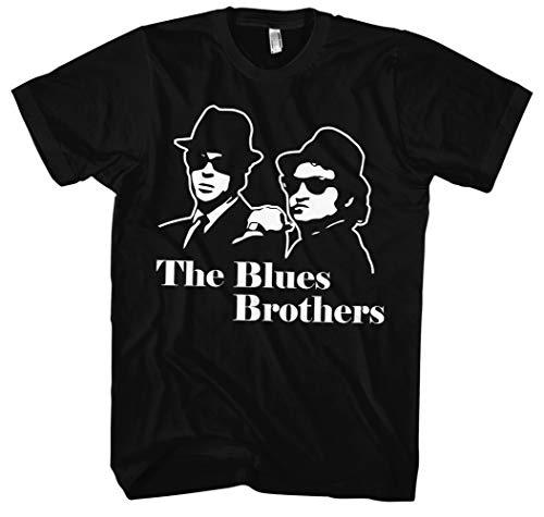 Blues Brothers T-Shirt   Dan Aykroyd   Kult (M)