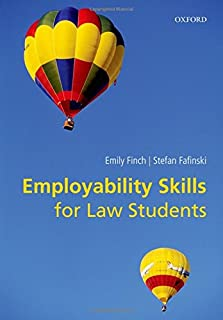 Best employability skills for law students Reviews