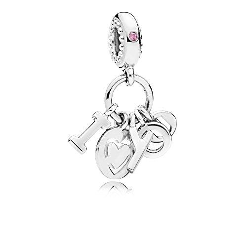 Pandora Bead Charm Donna argento - 796596FPC