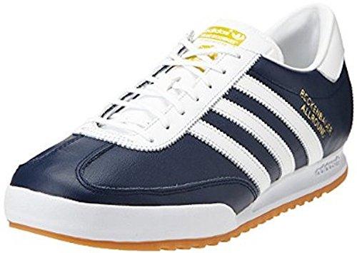 adidas Beckenbauer - Zapatillas para Hombre, Color BLU, Talla EU 40 UK 6.5 CM 25