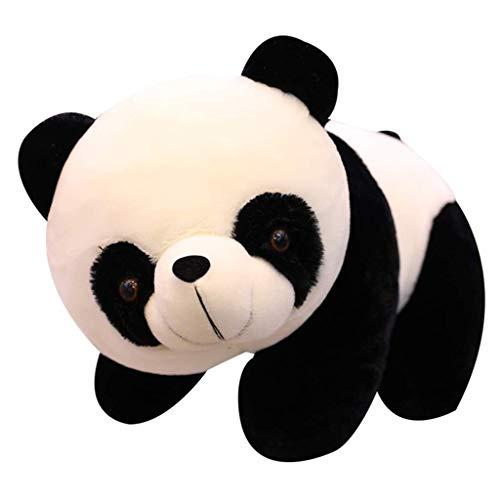 ZMDZA Plüschtier, Niedlich Naive Panda Plüschtiere - weiches Plüsch-Spielzeug for alle Altersgruppen - ideal for Kinderzimmer, Raum-Dekor, Bett (Size : 70cm)