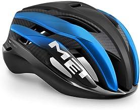 MET Trenta 3K Carbon NEG/Blue Metal.MA.BRI.T, Adult Unisex, Undefined, T.A
