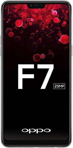 OPPO F7 (Silver, 64GB)