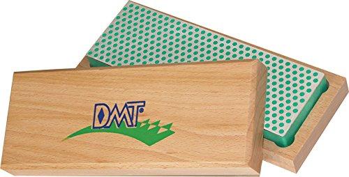 DMT W6E 15 cm pierre à aiguiser diamant taille-crayon, extra fine avec boîte en bois dur