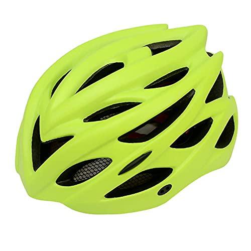 Casco da equitazione leggero bici, avvertimento luce posteriore posteriore, casco bici certificato CE/CPSC