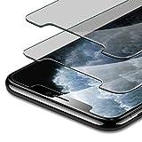 ESR 2 Unidades, Protector de Pantalla de Privacidad Compatible con iPhone 11 Pro MAX/iPhone XS MAX, Anti-Spy Cristal...