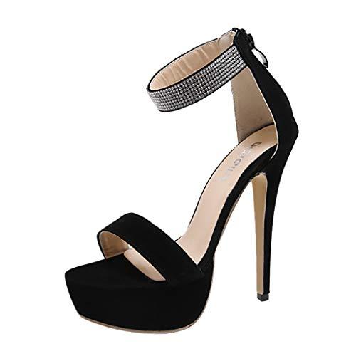 Zapatos Mujer Tacon Alto Aguja Primavera 2020 Sexy