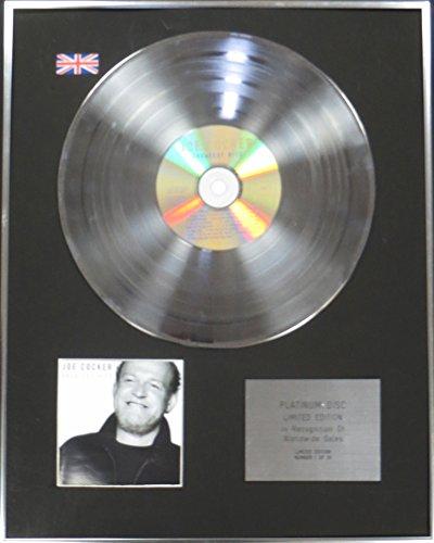 JOE cocker-ltd edtn platinum greatest hITS cD disque