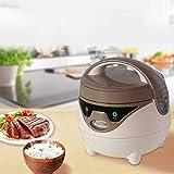 Mini cocina de arroz al vapor con antiadherente que cocina la operación con pulsación única □ superiores de la calidad Olla Interior - Easysuitable rápida de la Familia, 2L / 3L / 4L, 4L, 2L peng