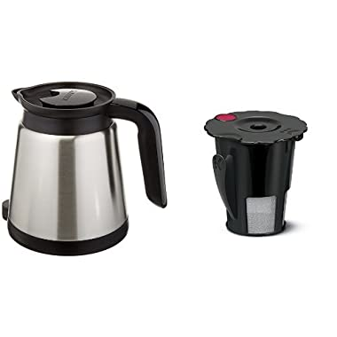 Keurig 2.0 Thermal Carafe & Keurig 2.0 My K-Cup Reusable Coffee Filter