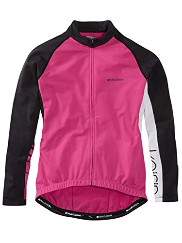 Madison Keirin VB 10 Maillot Thermique pour Femme Taille 38 Rose