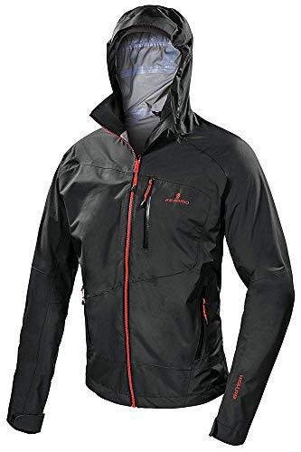 Ferrino Acadia - Giacca da uomo, Uomo, giacca, 20326R01_L, nero, L