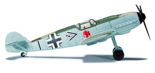 Herpa 744089-Armée de l'air JG 26, Capitaine Adolf Galland Messerschmitt BF 109E, 744089