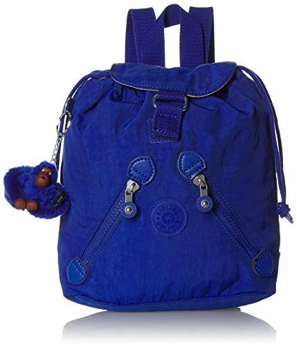 Kipling Fundamental, XS Mini Rucksack, Blue Tropics Tonal (Blau) - BP4008