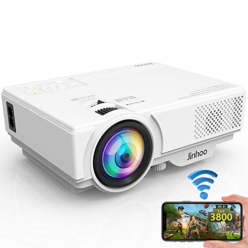 Jinhoo WiFi 3800 Lux Projector