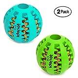 Idepet Dog Toy Ball, Nontoxic Bite Resistant Toy...