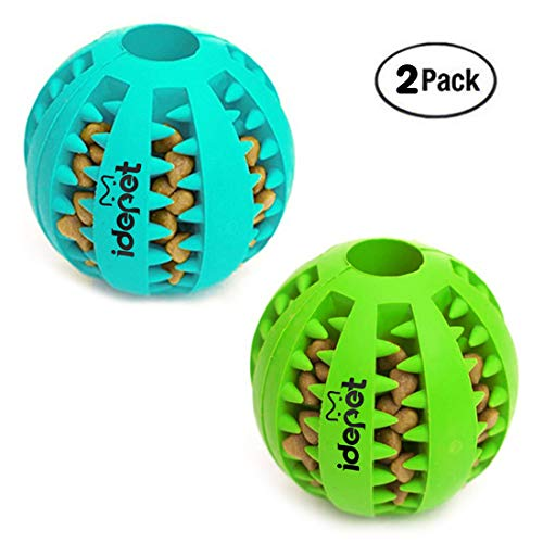 Idepet Hund Spielzeug Ball