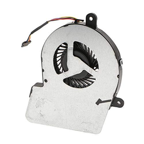 IPOTCH Ventilador Silencioso de Enfriamiento del Procesador de Computadora para Toshiba Satellite U900
