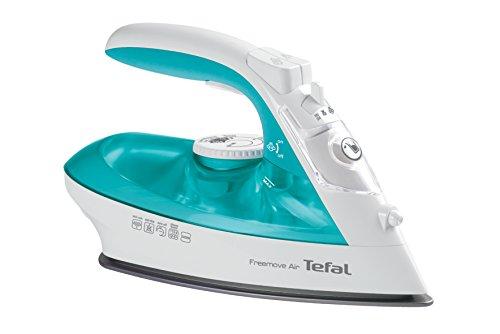 Tefal FV6520G0 Freemove Air Cordless Steam Iron, 2400 W, Blue