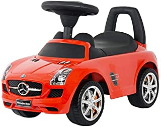 Mercedes Benz Licensed Manual Ride On Car For Children