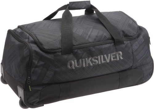 Quiksilver - Bolsa de Viaje Hombre, Negro (Negro) - KKMBA341