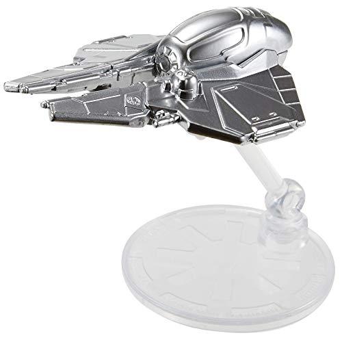 Hot Wheels Star Wars Commemorative Series Obi-Wan Kenobbi's ETA-2 Jedi Starfighter Starship
