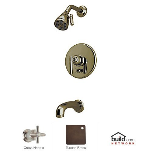 Best Prices! Rohl MBKIT33XMTCB U.3960L-Stn Michael Berman Pressure Balance Shower Package, Tuscan