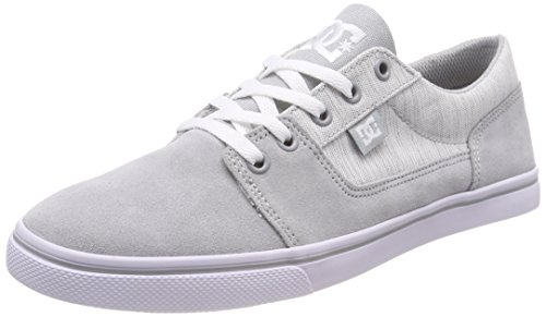 DC Shoes Damen Tonik W SE Sneaker, Grau (Light Grey Plaid LGY), 41 EU