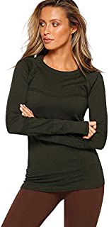 Lorna Jane Women's Perform Seamless Long Sleeve Top