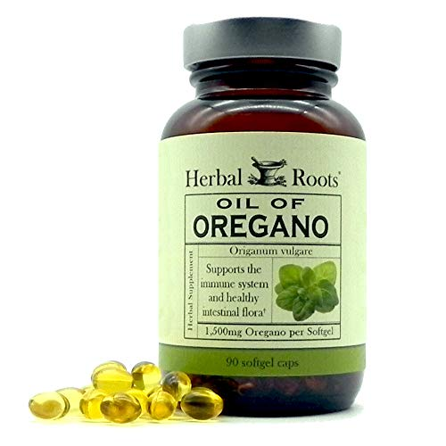 Oregano Herbal Supplements
