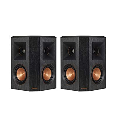 Klipsch RP-402S Reference Premiere Surround Speakers - Pair (Ebony) by Klipsch