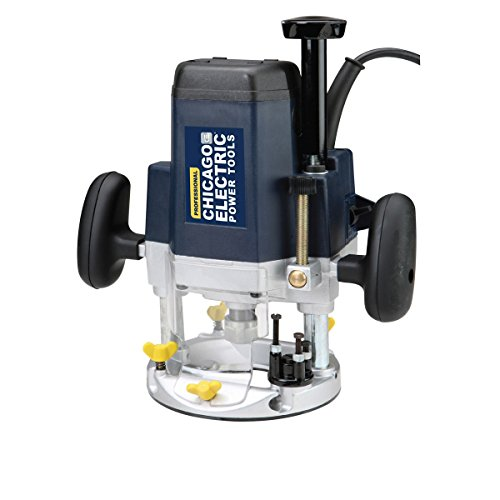 2.5 HP Heavy Duty Plunge Router -USATM