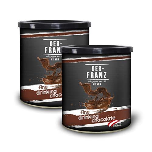 Der Franz, bevanda al cioccolato, 26% cacao, 2 x 500 g