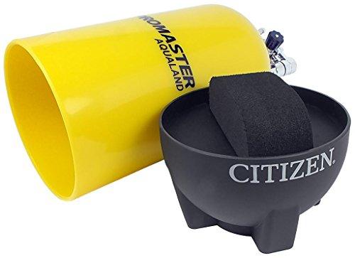 Citizen Promaster Aqualand Uhrenverpackung Taucherflasche