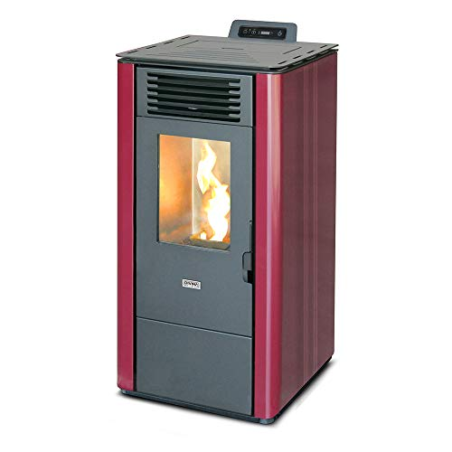 Divina Fire Pelletofen 9 kW belüftet 200 mc LOLITA90