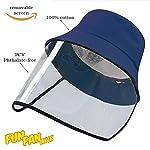 FUN FAN LINE - Gorro Infantil con Pantalla o máscara Facial Protectora Transparente para Mayor Segur... #1
