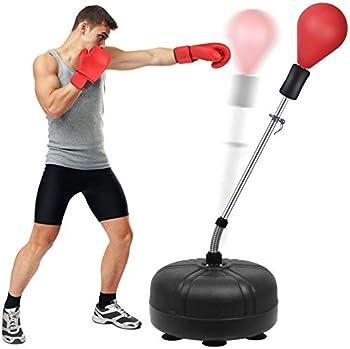 Mdikawe Punching Bag with Stand