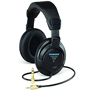 Samson CH700 Closed-Back Studio Headphones (B000RW5XCG) | Amazon price tracker / tracking, Amazon price history charts, Amazon price watches, Amazon price drop alerts