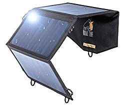 Ryno Tuff solar panels for backpacking