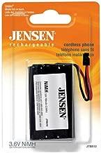 Jensen JTB512 Cordless Phone Battery for AT&T, Cobra, Panasonic, Sharp, Sony, Toshiba, Uniden