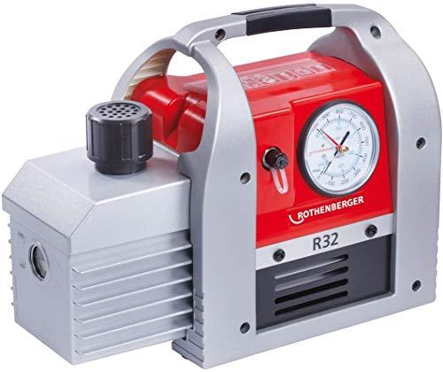 ROTHENBERGER 1000001231 1000001231-Roairvac r32 6.0, 230v, 170 l/min, Red