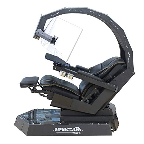 IWR1 IMPERATORWORKS Brand Gaming chair, Computer chair for office and home; For triple monitors