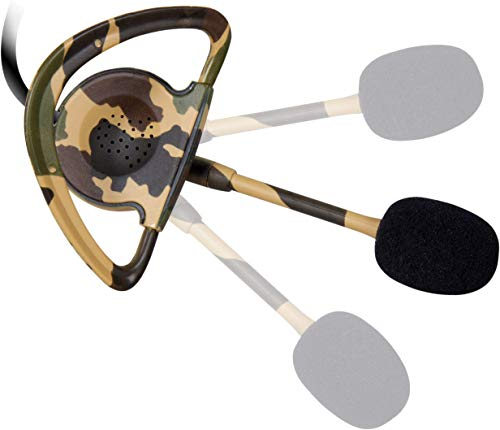dreamGEAR Single Ear Wired Gaming Headset for Nintendo Switch, PlayStation 4, Xbox One, and Xbox 360 - Camo - Nintendo Switch