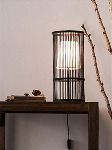 DEJ Japanse stijl retro moderne creatieve eenvoudige warme decoratieve led-lampen zwarte slaapkamer slaapkamer studie 18 * 40 cm