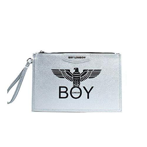 BOY LONDON - Pochette col argento BLA608