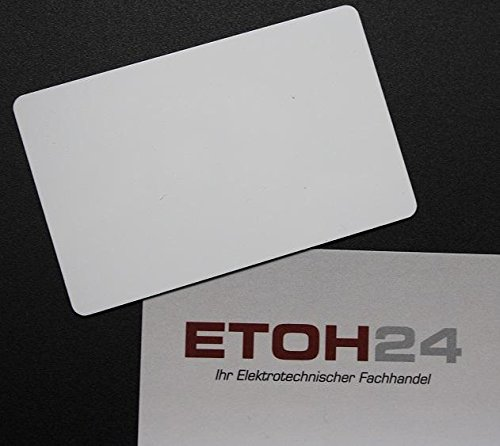 Indexa Transponder-Karte 8000 Card für JA-80F/H/N/E Schalteinrichtung für Gefahrenmeldesystem 4015162368604