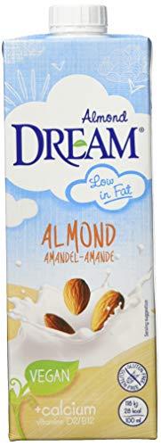 DREAM Mandel Drink - Mandelmilch | vegan - 12er Pack (12x1l)