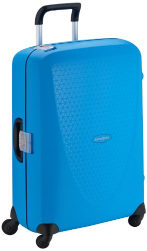 Samsonite Termo Young Spinner M Maleta, 70 cm, 69 L, Azul (Electric...